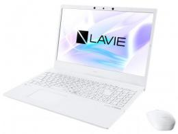 NEC LAVIE N15 N1575/AAW PC-N1575AAW [パールホワイト]